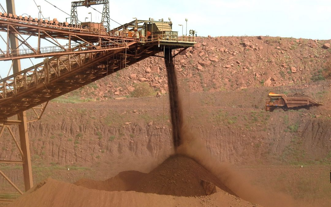 Iron ore tipped to rise above $US200